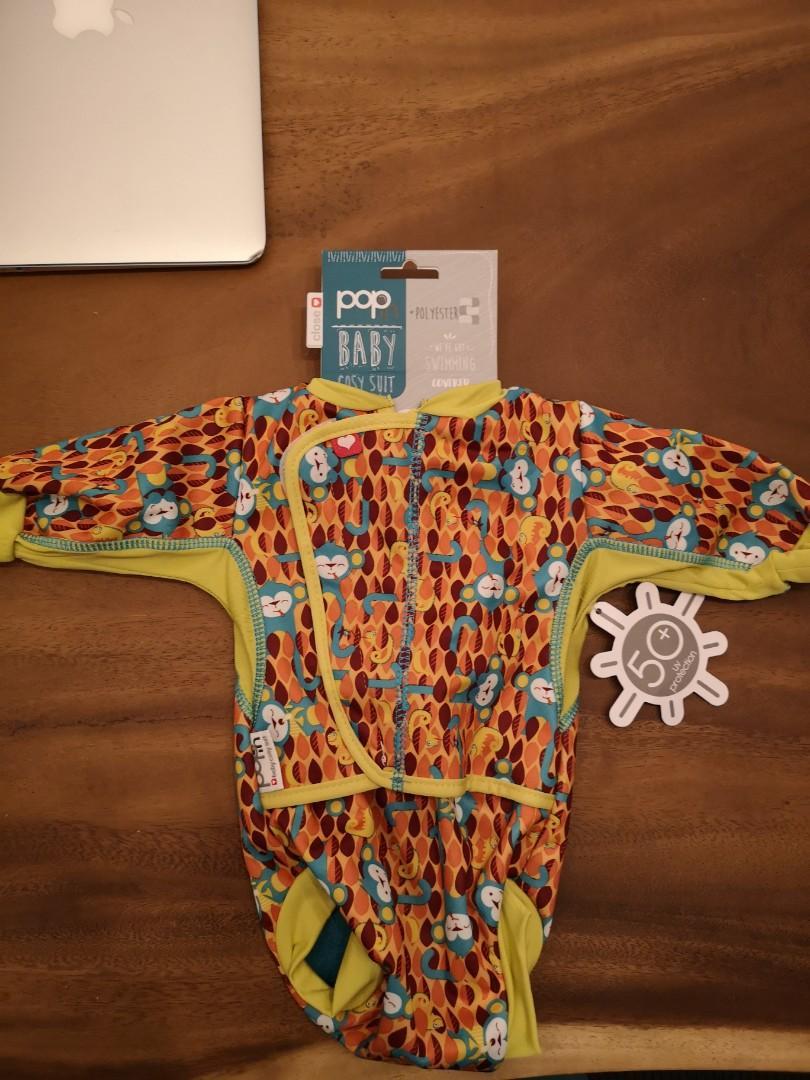 Pop-in Baby Cosy Suit