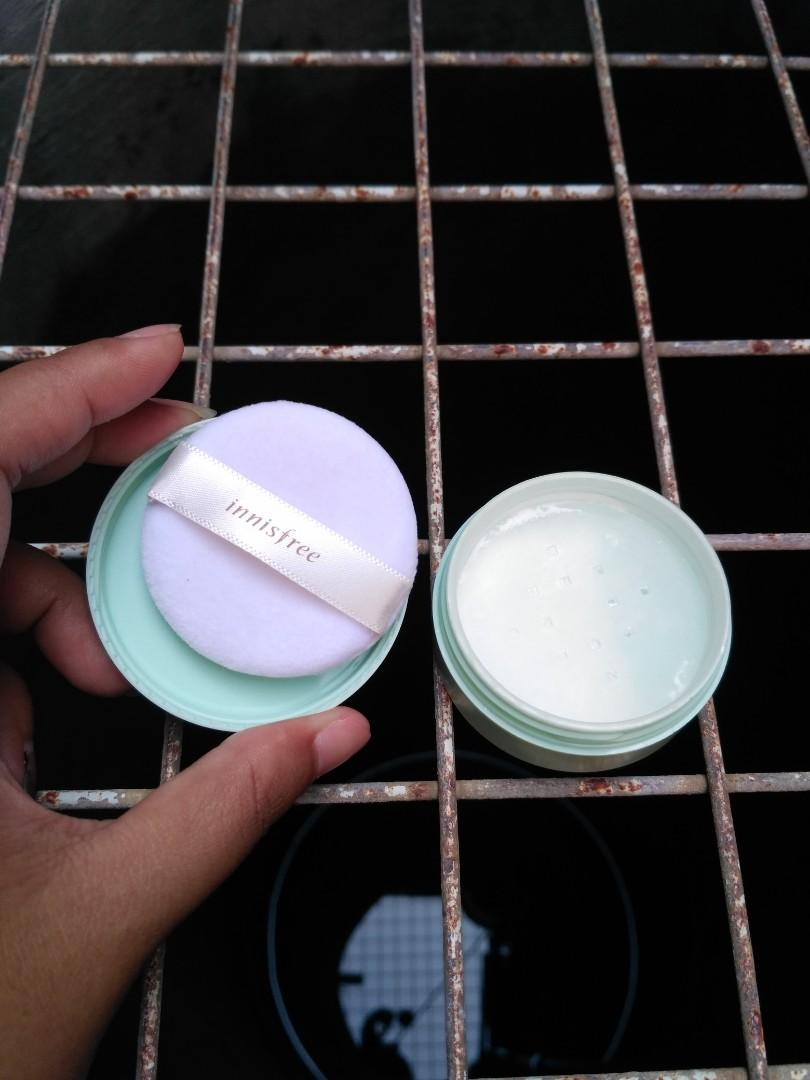 PRELOVED Innisfree No Sebum Mineral Powder