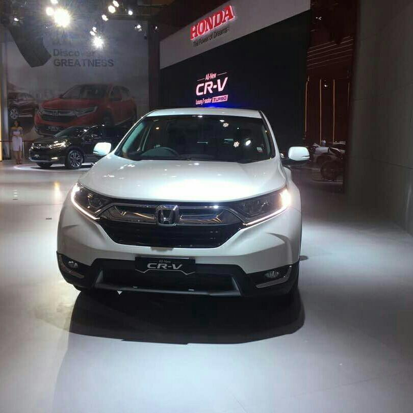 Promo Honda Crv 1.5 Turbo