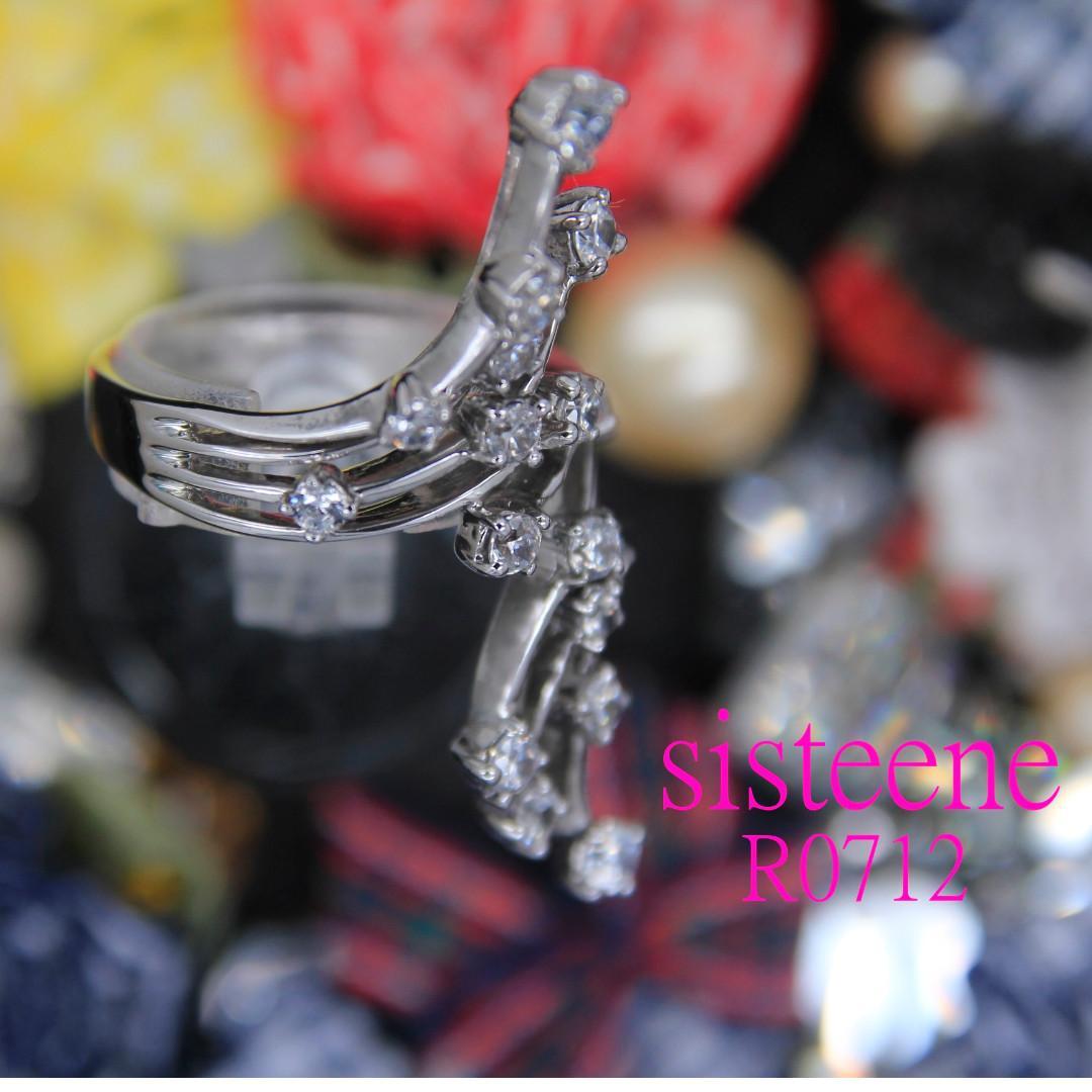 R0712純銀戒指925 Silver Ring