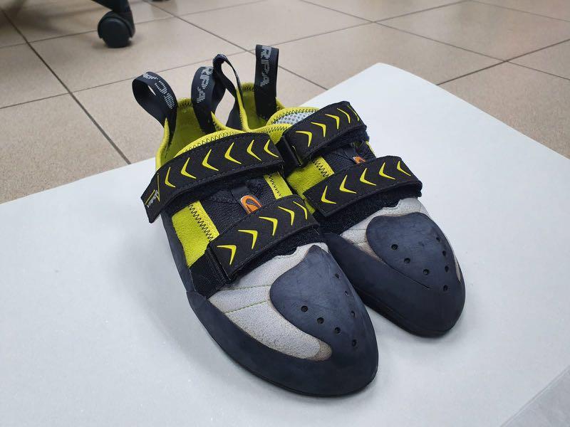 new style 57e58 b395a Scarpa Vapor V Men Size Euro 43 US 10