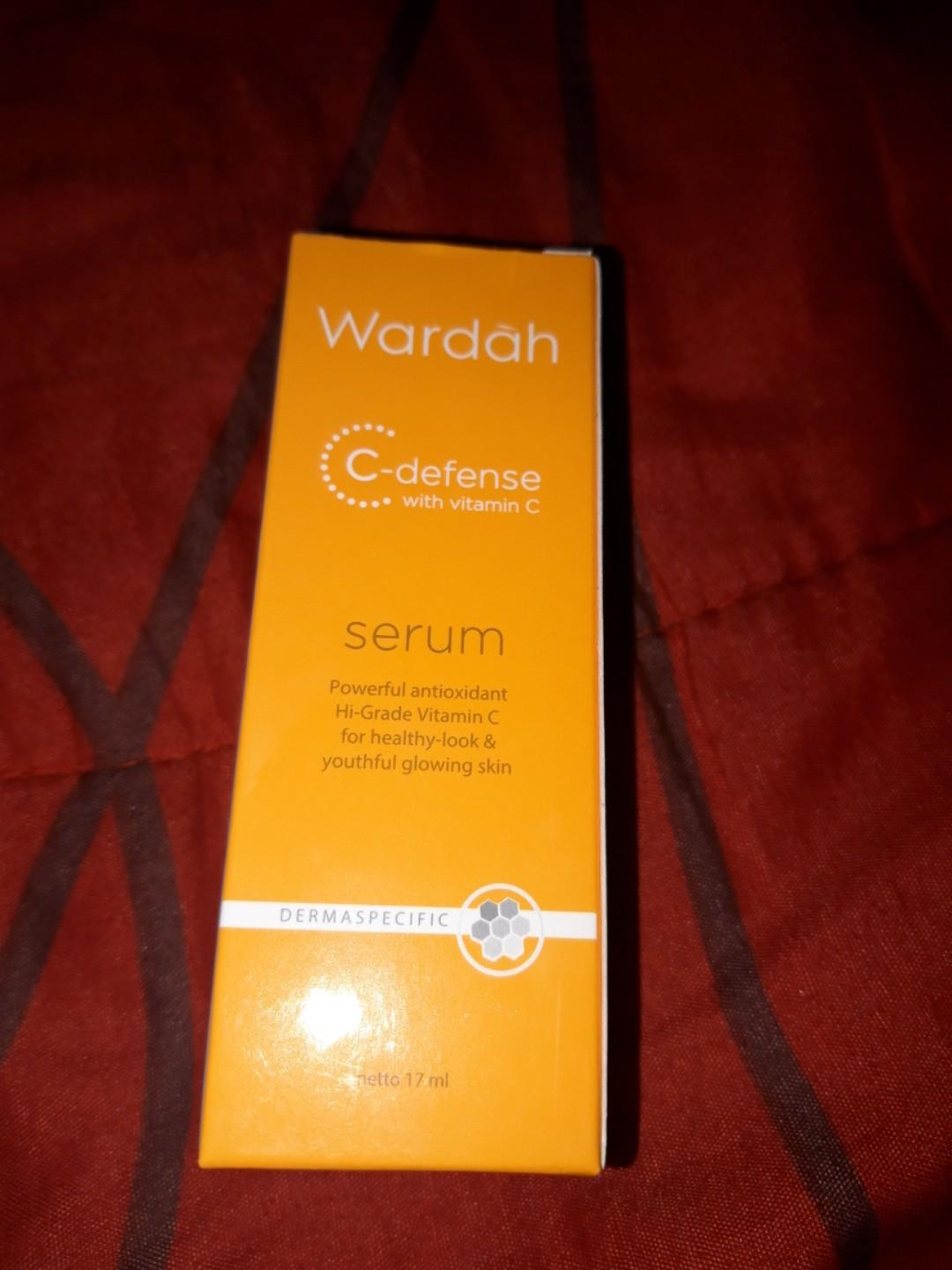 Serum Wardah Vit. C