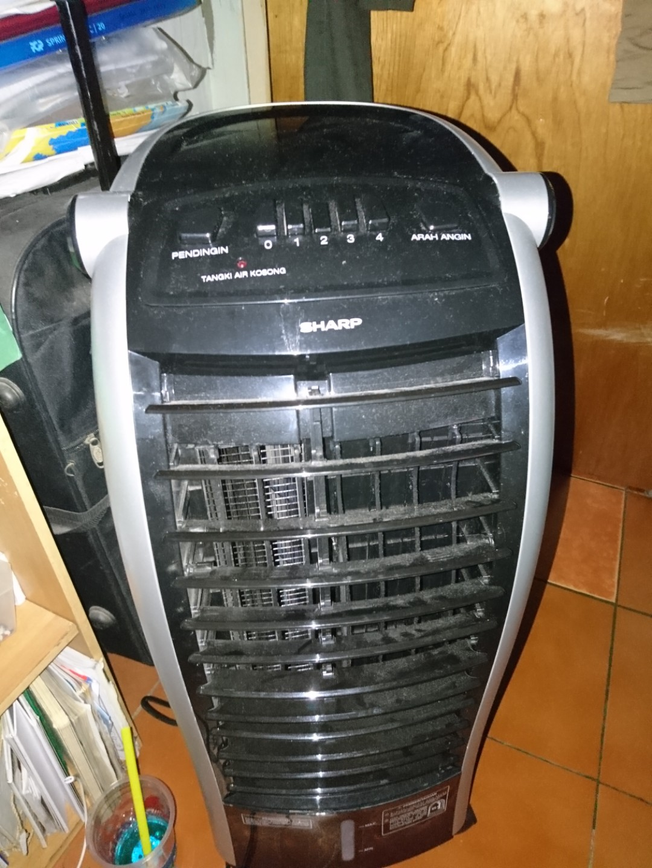 Sharp air cooler