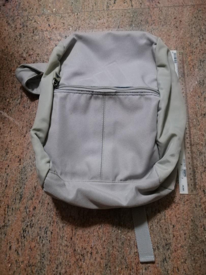 Small authentic Adidas backpack. #EndgameYourExcess