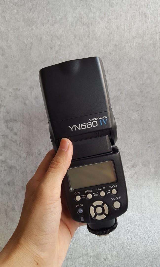 Speedlite Flash External YongNuo YN560 IV