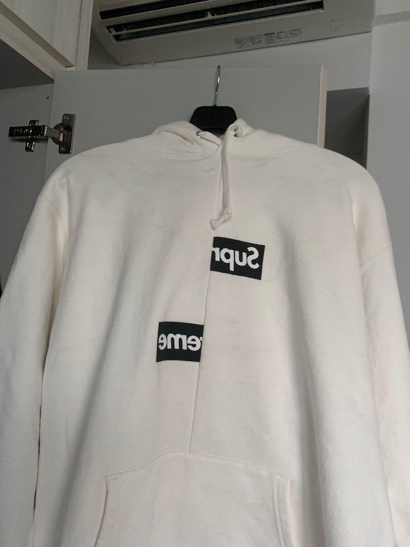 Supreme cdg bogo hoodie