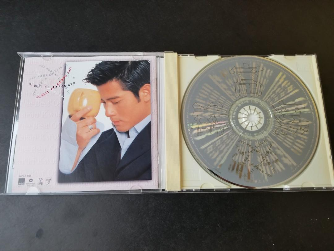 郭富城~THE BEST OF AARON KWOK (日本版)