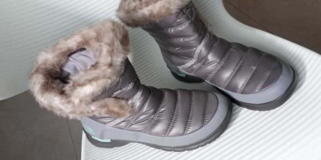 North Face - Thermoball Microbaffle Bootie II (Winter Boots)