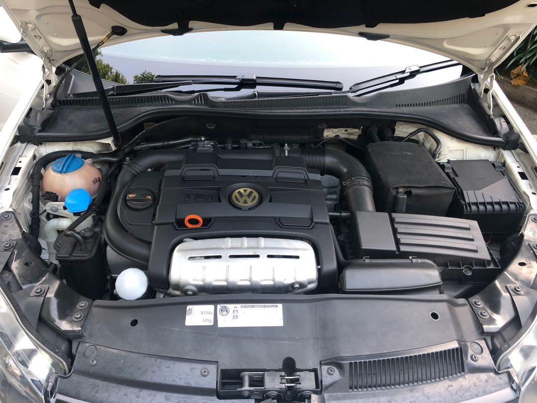 VW Golf 2011 1.4Tsi