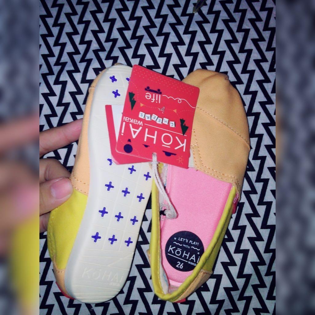 Wakai Shoes 💯 Ori