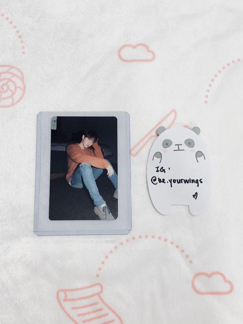 Wanna One Jaehwan Fancon PC