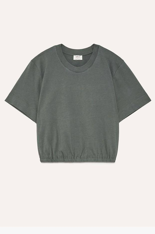 Wilfred Piaf T-Shirt in Sageness (shade of green)