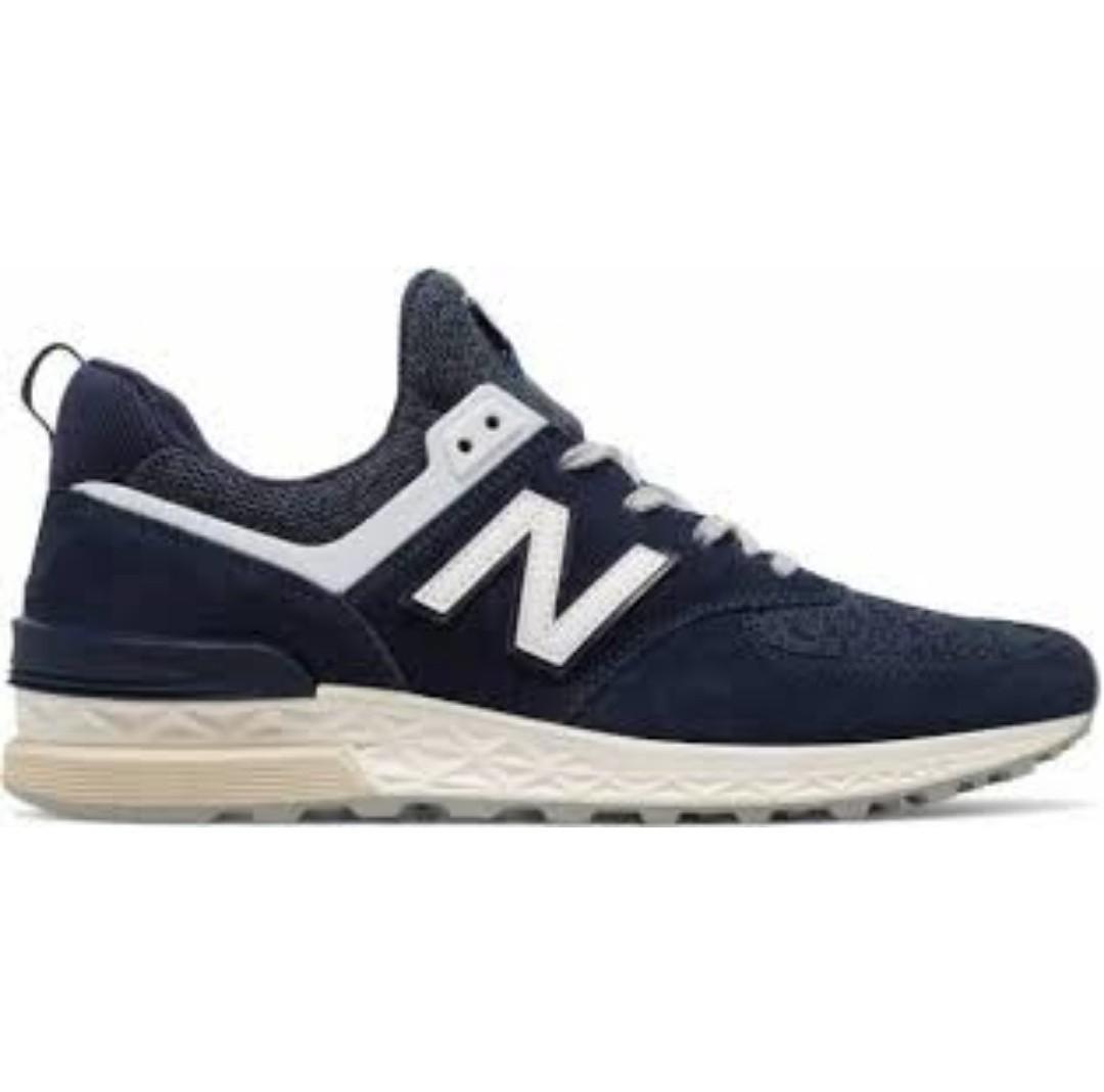49761a2444e [worn once] NewBalance 574 fresh foam