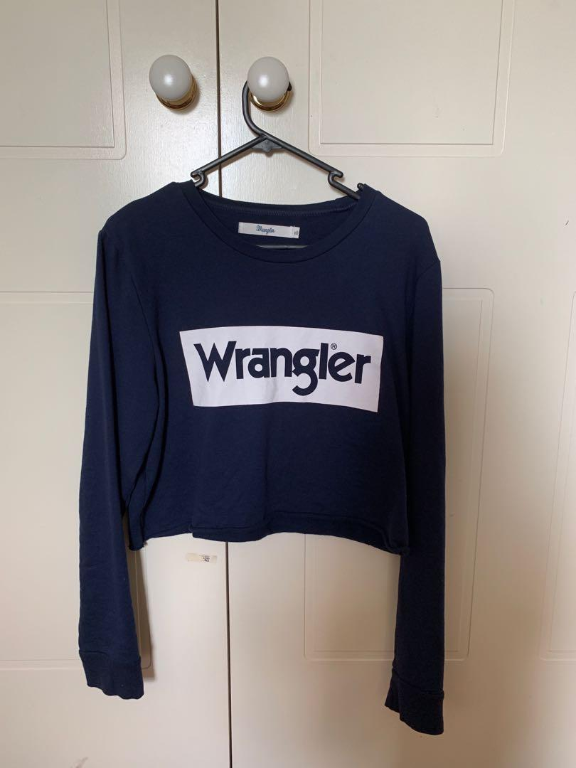 Wrangler Long Sleeve Top