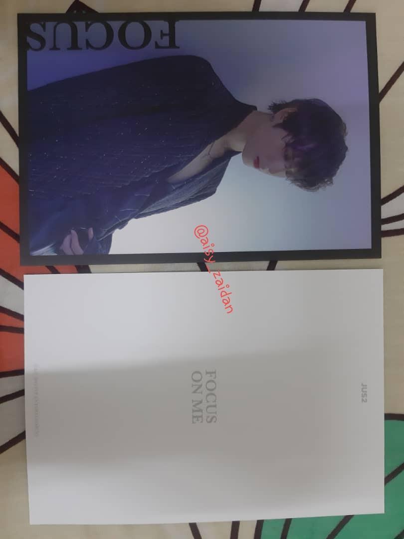 (WTS) JUS2 Official Showcase Tour Merchandise