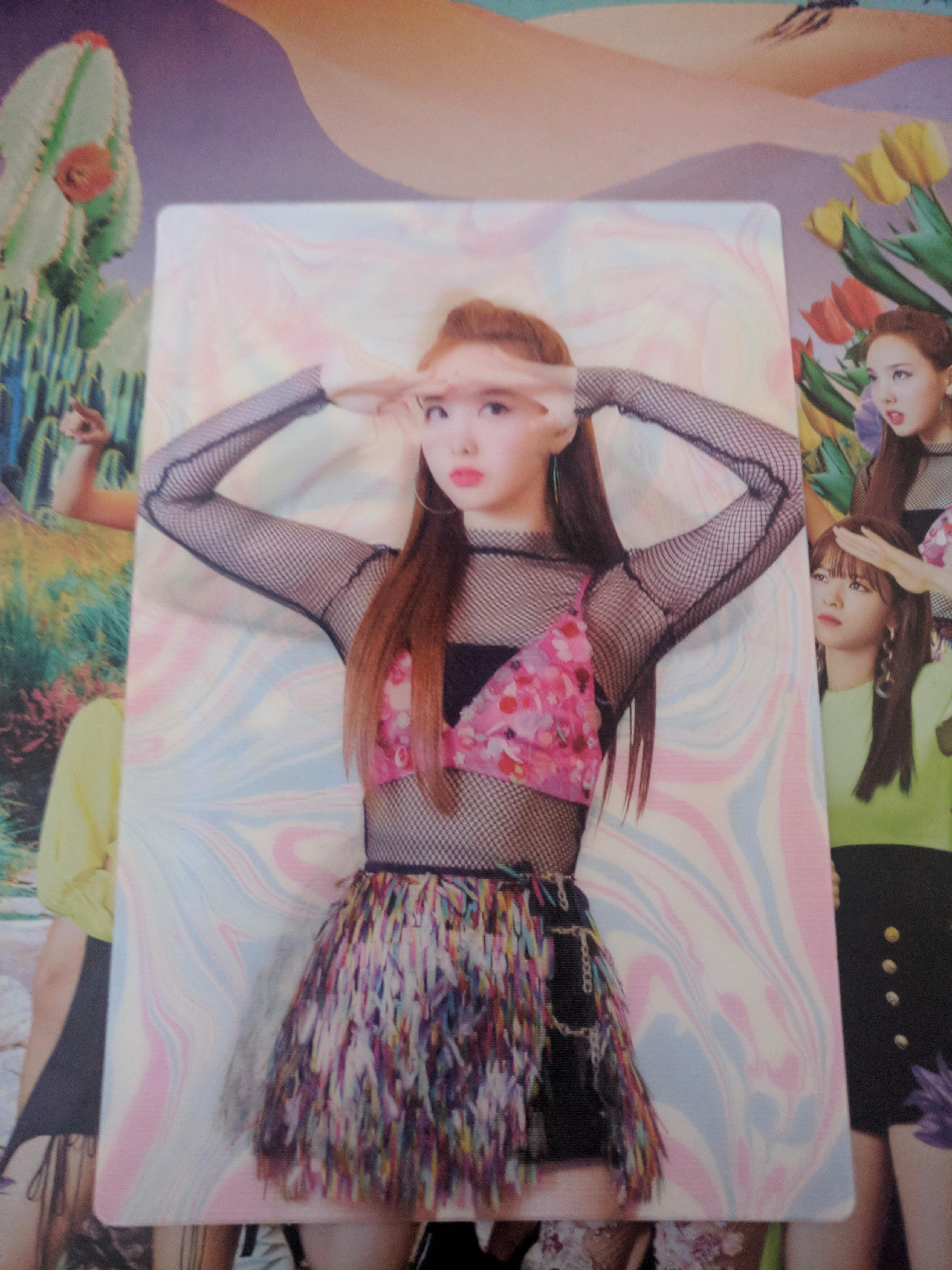 WTT]Twice Fancy You lenticular, Entertainment, K-Wave on
