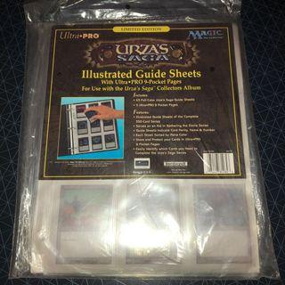 Ultra Pro MTG Limited Edition 9-Pocket Standard Cards Pages