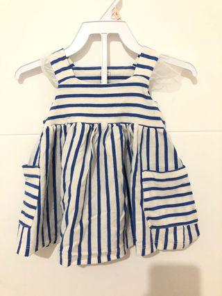 Dress anak Baby Gap