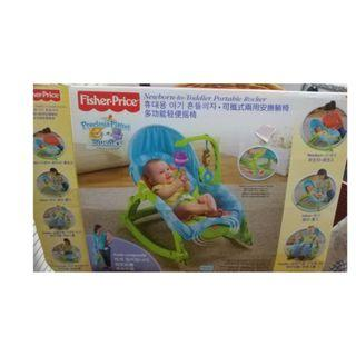 Fischer Price Newborn to Toddler portable Rocker