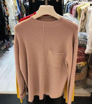 Knitwear sweatshirt baju bangkok import