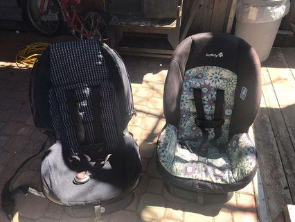 Baby car seat prams