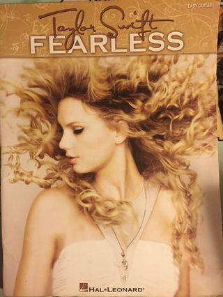 Taylor Swift - Fearless 結他譜