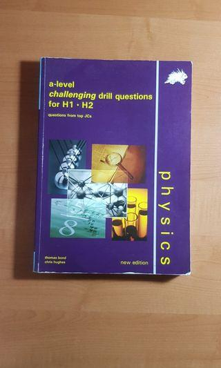 🚚 A Level Physics Challenging Drill Qns New Edition