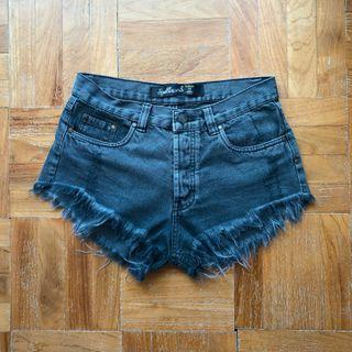 Factorie Spellbound Shorts in Black