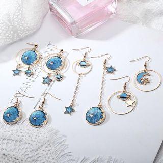 🚚 Planet Moon earrings