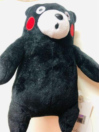 熊本熊正貨公仔