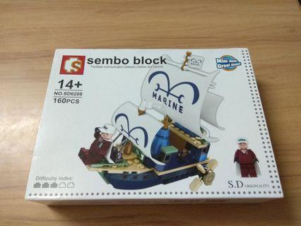 sembo block marine 6208