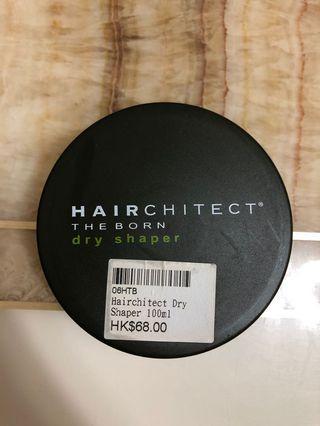 Hairchitect dry shaper 100ml 髮泥