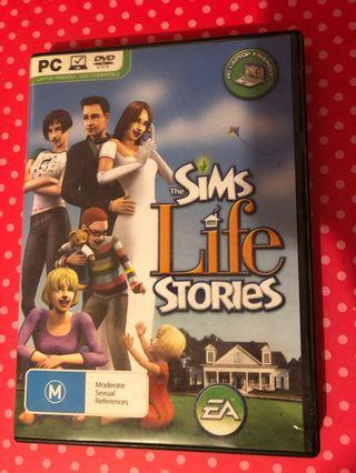Sims Life Story Game