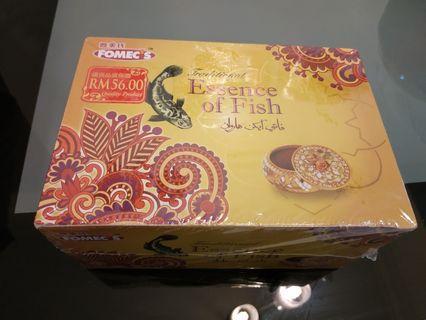 Pati ikan haruan / Essence of fish