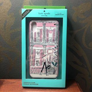 🚚 Kate Spade New York Owl Applique iPhone 8+ Case