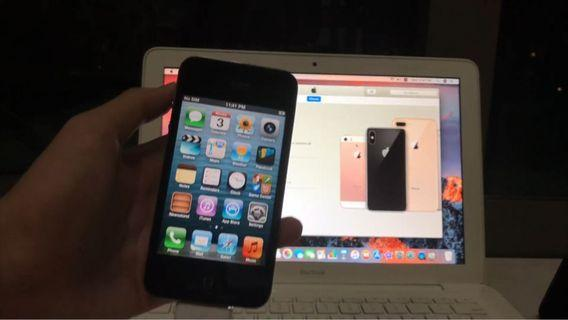 🚚 iPhone 4s Downgrade service