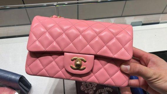 8a94c3a53ecb chanel 19s pink | Luxury | Carousell Singapore