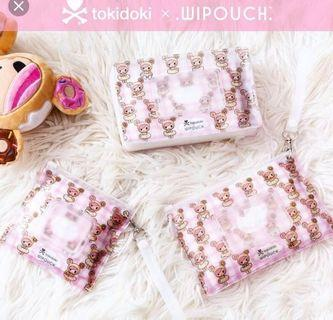 Donutella Wipouch 60