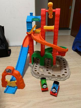 🚚 My First Thomas And Friends Twisting Tower Tracks