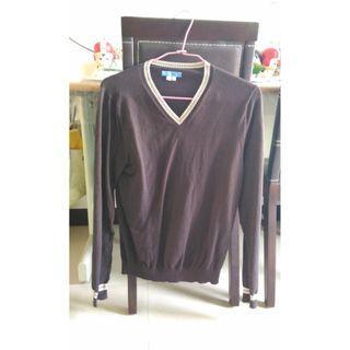 全新G2000~V領針織衫 (S號)