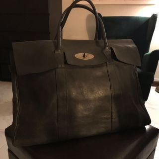 Pre Loved Mulberry Oversized Piccadilly Leather Bag