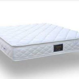 富豪名床 買床墊 窗簾九折