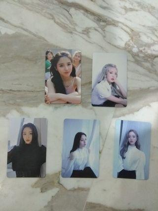 [WTT/WTB] Loona ++ and XX Photocards
