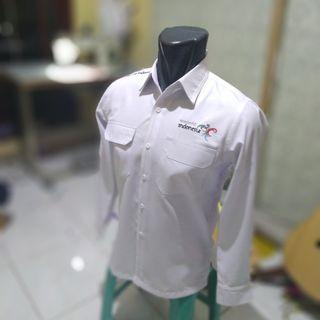 Baju dinas kemenpar wonderful Indonesia lengan panjang