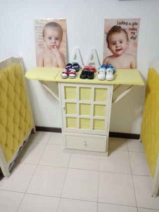 Baby Wardrobe in yellow theme to letgo