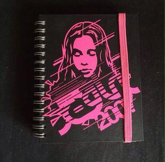 X girl 2007 Notebook
