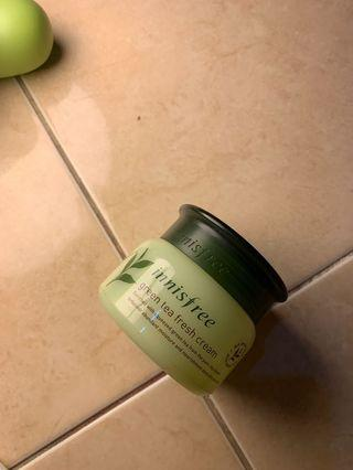 Innisfree Green Tea Balancing Cream