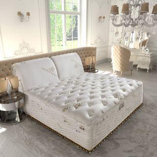 看的到內材的床墊 富豪名床