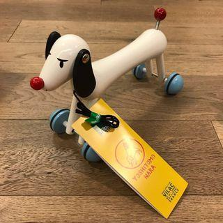 奈良美智 Yoshitomo Nara x Vilac - My Sweet Dog, Made in France 2006年出品(木製玩具)最後一隻 Last Stock(不接受議價)