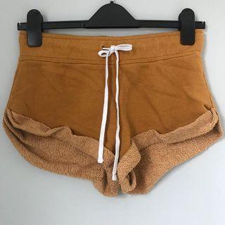 Sweatpant shorts